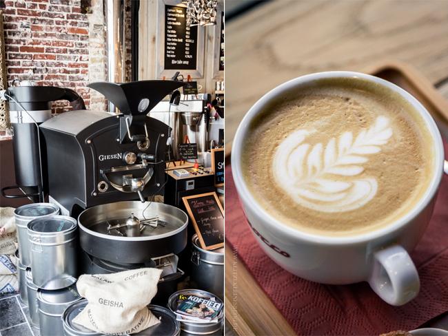 Brügge : Cappuccino