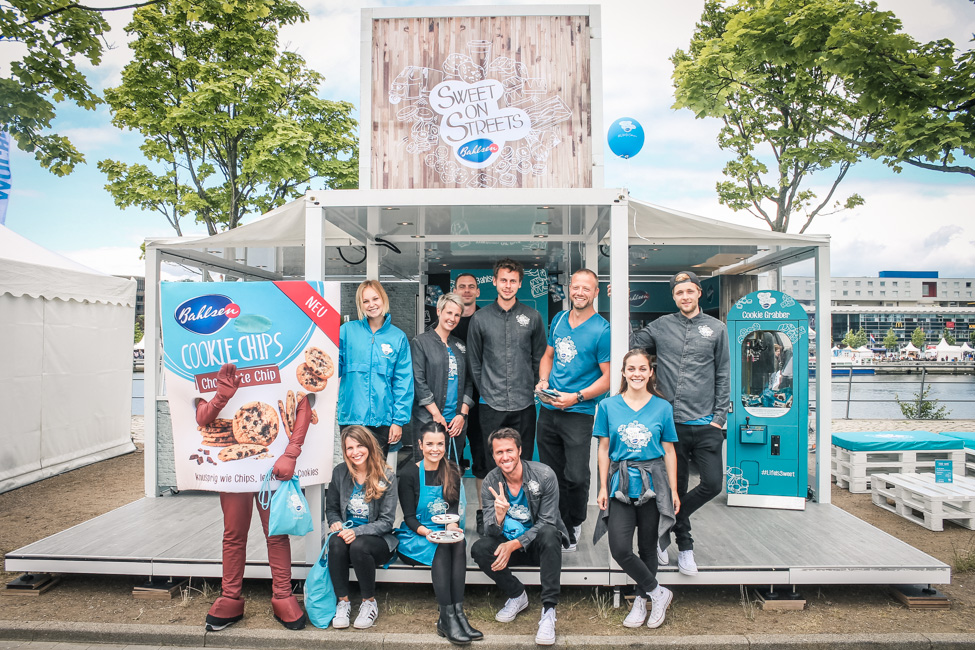Bahlsen Sweet on Streets Tour