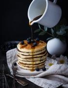 HO HO HO! Zwei winterliche Rezepte auf einen Streich: Bratapfelkuchen mit Cranberries & Spekulatius Blondies mit Macadamia-Nüssen