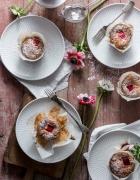 Von Null auf Sommer! Erdbeer-Zitronen-Törtchen mit Lemoncurd