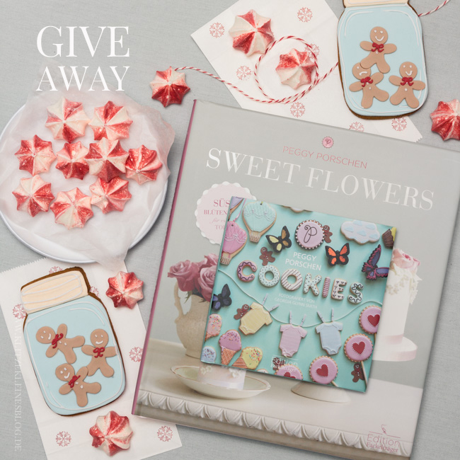 Peggy Porschen Cookie und Sweet Flowers