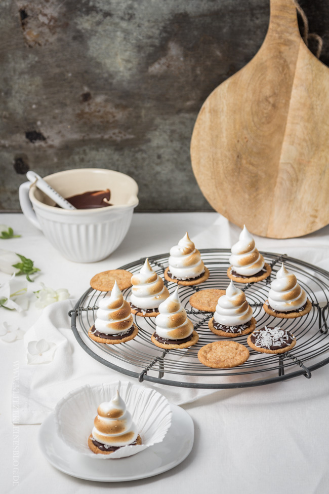 Cookie Chips S'mores